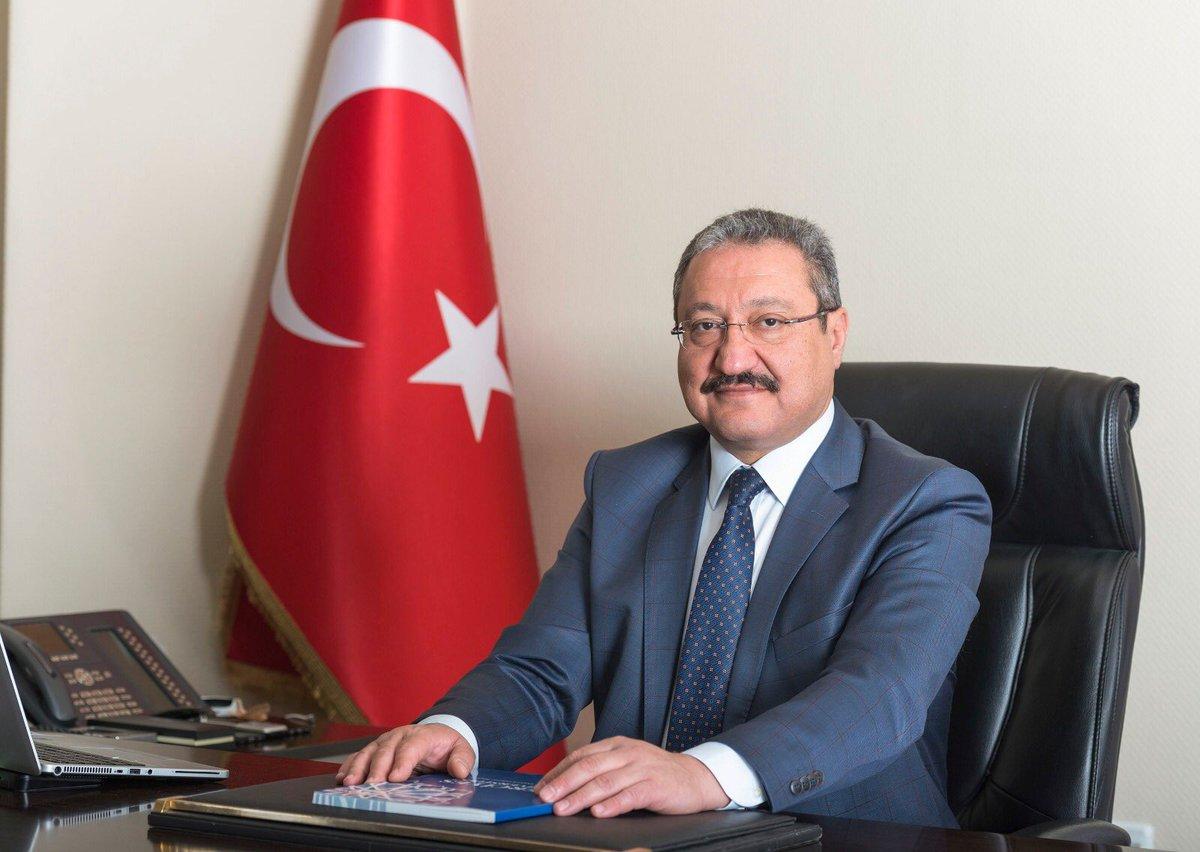 Prof. Dr. Muhammet Güven Sağlık Bakanlığı Yardımcılığına Atandı