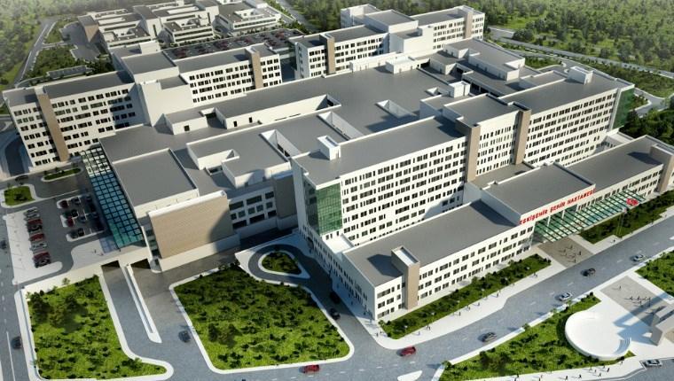 Şehir Hastanelerinde Açılış Öncesi Son Hazırlıklar