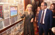 Ankara Numune Eğitim ve Araştırma Hastanesinde 7. Umudun Renkleri Resim Sergisi