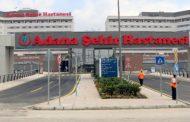 Adana Şehir Hastanesi bir yılda 2 milyon 186 bin hastaya şifa oldu