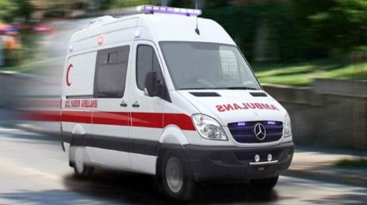 Ankara'da Ambulans Rallisi!