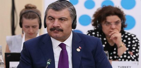 Sağlık Bakanı: Rekabet ve promosyonlara çocuklarımızın sağlığını kurban edemeyiz