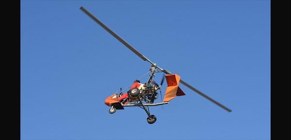 Türk doktor cayrokopter üretti