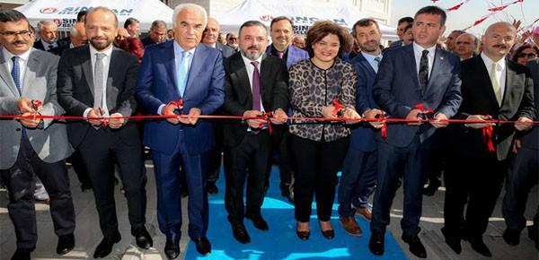 Sincan Sağlıklı Hayat Merkezi Açıldı