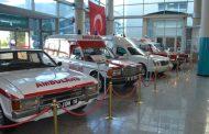 Dünyada ikinci, Türkiye'de ilk Ambulans Tarihi Müzesi