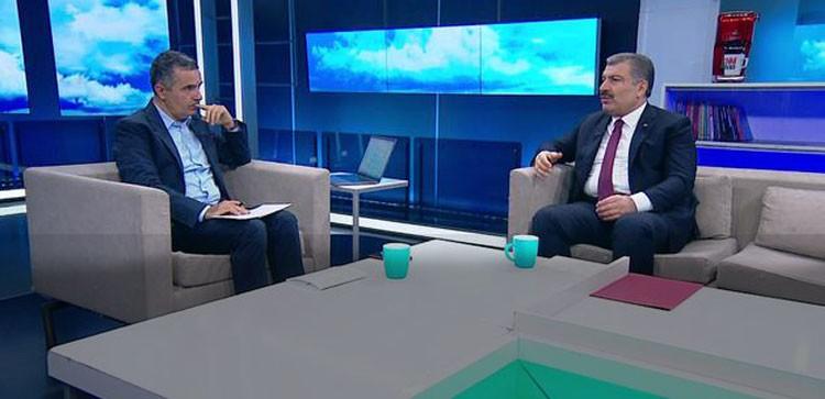 Sağlık Bakanı Dr. Fahrettin Koca, önemli açıklamalarda bulundu.