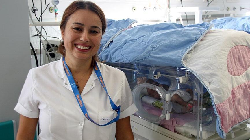 Türk hemşireye ABD'den ödül