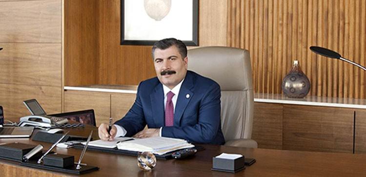 Sağlık Bakanı Dr. Fahrettin KOCA : İlaç teminiyle ilgili iddialar Bakanlığımızca yakından takip edilmektedir.