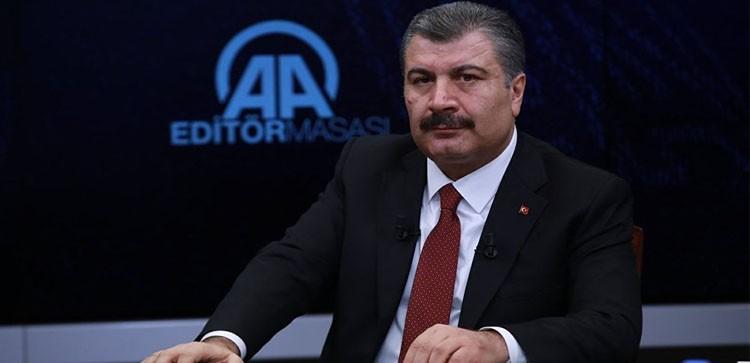 Sağlık Bakanı Koca'dan flaş açıklama