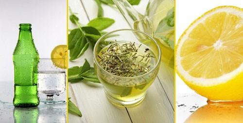 Hızlı Zayıflatan Soda Limon Çay Tarifi