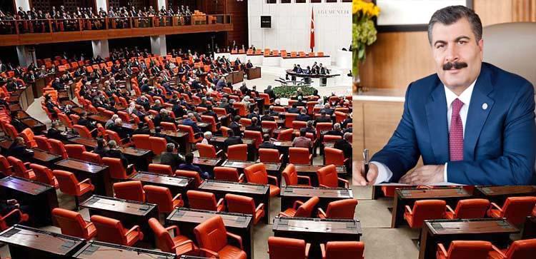 Sağlık Bakanı Fahrettin Koca'nın Sağlık Alanında Düzenlemeler İçeren Kanun Teklifi Hakkındaki Açıklamaları