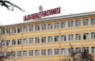 Ulus Devlet Hastanesi kapandı!