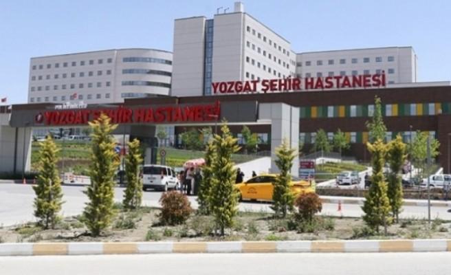 Yozgat Şehir Hastanesi,