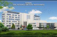 Gebze Fatih Devlet Hastanesi Yeni Binasına Taşındı
