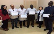 Afrikalı Göz Doktorlarına Türkiye'de Eğitim