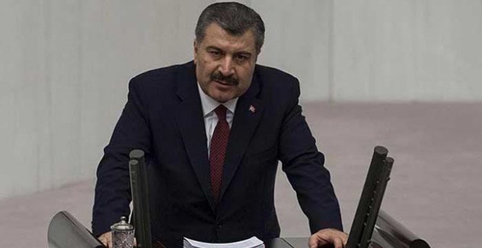 Sağlık Bakanı Fahrettin Koca, gündeme dair bazı açıklamalarda bulundu