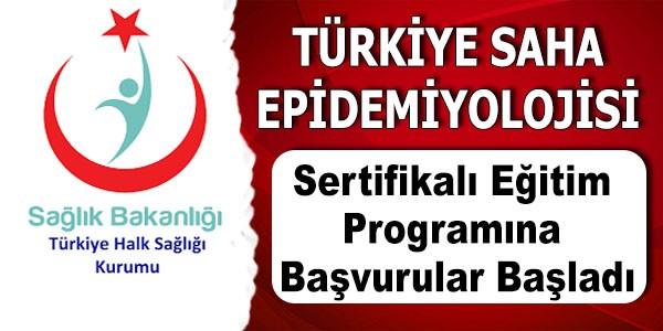 Saha Epidemiyolojisi Sertifikalı Eğitim Programı Başvurusu