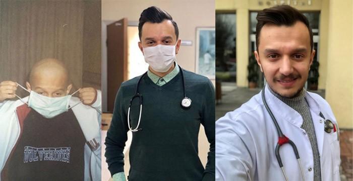En güzel değişim hikayesi...Kanseri yendi  doktor oldu