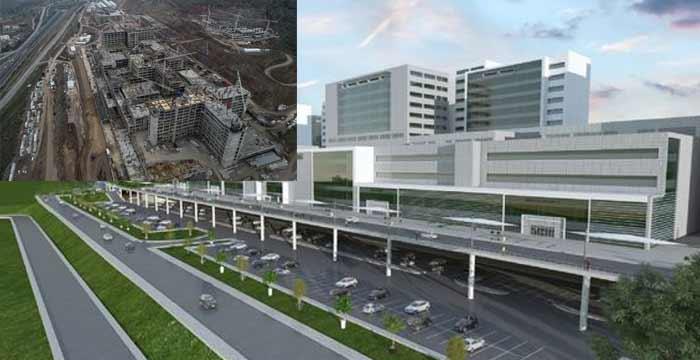 İzmir Şehir Hastanesinde Sona Gelinde