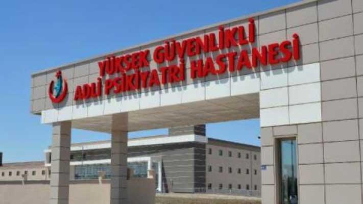 Eskişehir Şehir Hastanesinde Yüksek Güvenlikli Adli Psikiyatri Birimi