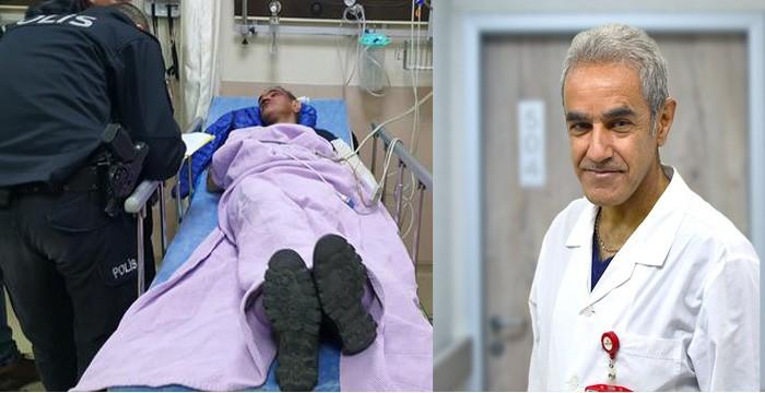 Doktor Hasan Cabbar'ı darp eden hasta hakkında yürütülen soruşturma tamamlandı