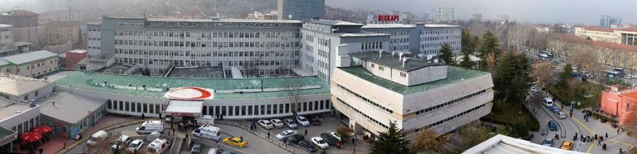 Ankara Dışkapı Hastanesi