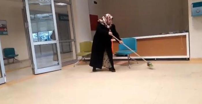 İznik Devlet Hastanesinde Sıra Dışı Olay
