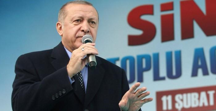 Cumhurbaşkanı Erdoğan: Ankara Bilkent Şehir Hastanesi Birkaç Gün İçinde Açılacak,Ardından Etlik