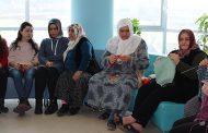 Sivas Numune Hastanesinden Palyatif Bakım Ünitesinde Örgü Kursu