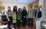 Türk Hemşireler Derneği YÖK Eğitim-Öğretim Daire Başkanı Prof.Dr. Mehmet Şismanla Görüştü