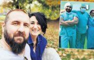 İstifa eden doktor çift hayallerinin peşine düştü