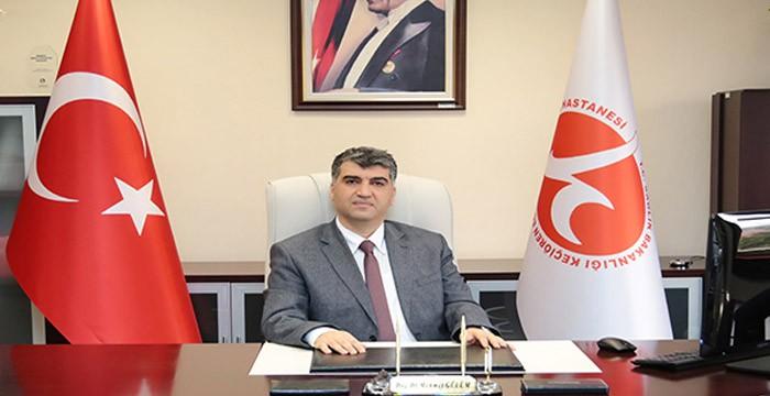 Ankara İl Sağlık Müdürü Değişti