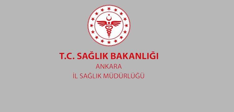 Ankara İl Sağlık Müdürlüğünde Yeni Yönetici Atamaları