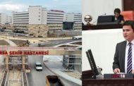 Bursa Şehir Hastanesi Mecliste Tartışıldı