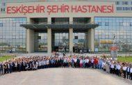 Eskişehir Şehir Hastanesi Rekora Koşuyor