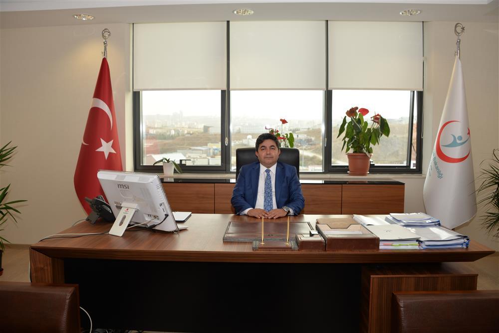 Kamu Hastanelerinden Genel Müdür Yardımcısı Uzm. Dr. Naim Ata Görevinden Alındı