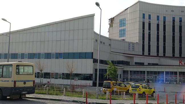 Devlet Hastanesi'nde tıbbi malzeme hırsızlığı!