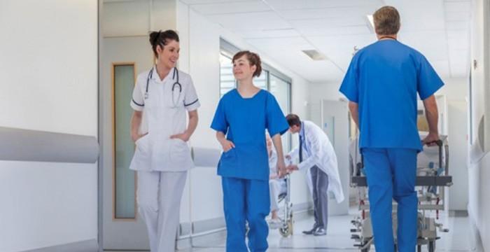 Almanya, sağlıkçı başta olmak üzere nitelikli elaman arıyor