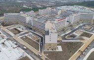 10'uncu şehir hastanesinin açılışına sayılı günler kaldı