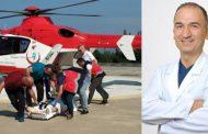Kaza Yapan Doktor Raif Çaylıyı , Tüm Müdahalelere Rağmen Meslektaşları Kurtaramadı.