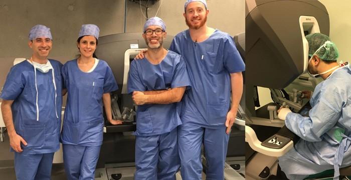 Türk doktorlar, dünya'ya robotik cerrahisini öğretiyor