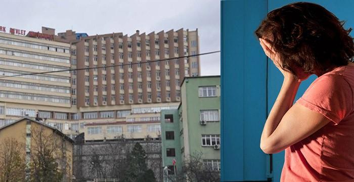 Zonguldak Atatürk Devlet Hastanesinde Taciz Skandalı