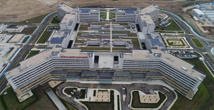 Bursa Şehir Hastanesi Yolu Ulaşımı Rahatlatacak