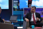 Tv Programına Katılan Sağlık Bakanı Açıkladı