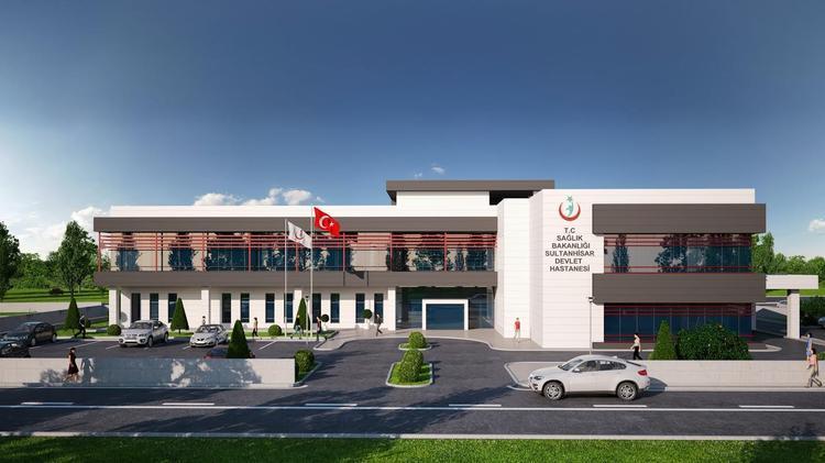 Sultanhisar Devlet Hastanesi