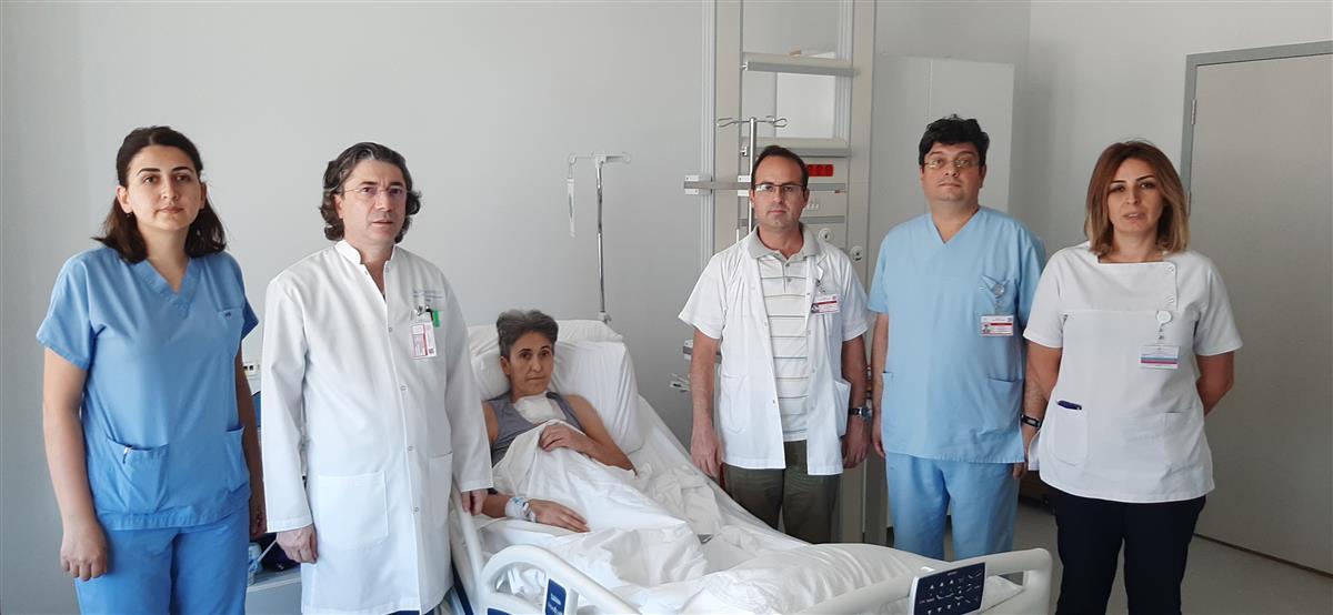 Adana Şehir Eğitim ve Araştırma Hastanesine Engelsiz Hastane Plaketi