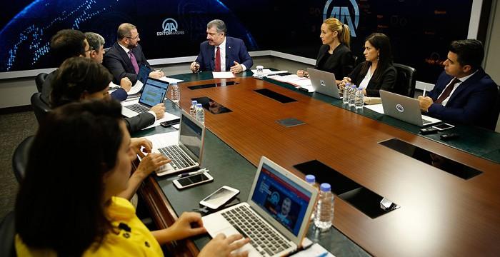 Sağlık Bakanı Fahrettin Kocadan Son Dakika Açıklamalar