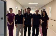 Elazığ Fethi Sekin Şehir Hastanesinde Aynı Günde İki Ayrı Hastanın Kalp Kapağı Ameliyatsız Değiştirildi