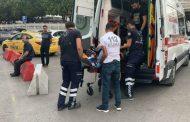 Yavuzselim Devlet Hastanesi Polikliniklerinin Otoparkında Silahlı Kavga