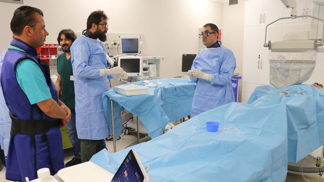 Adana Şehir Eğitim ve Araştırma Hastanesi İnme Merkezi Hayat Kurtarıyor